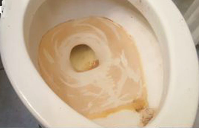 How To Remove Stubborn Hard Water Brown Stains From Toilet Bowls Rings Sediments Toiletseek