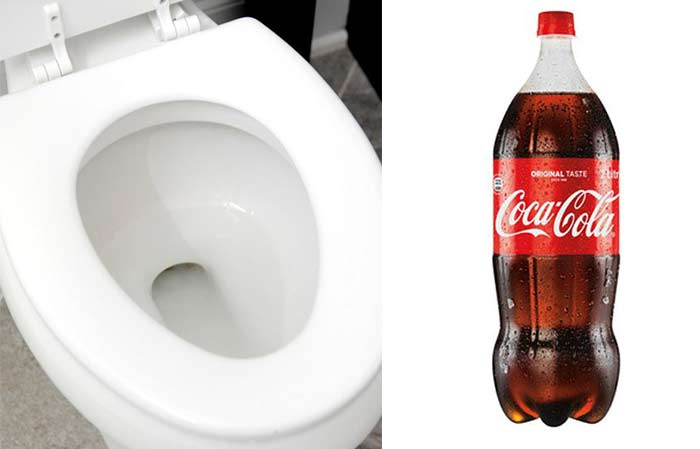 Fizzy Toilet Bowl Cleaner