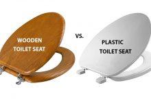 Photo of Wood vs Plastic Toilet Seat