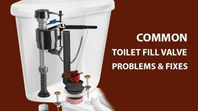 Photo of Common Toilet Fill Valve Problems + Quick Fixes