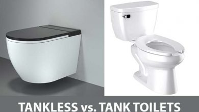 Photo of Tankless Toilet vs Tank Toilet: Differences & Similarities