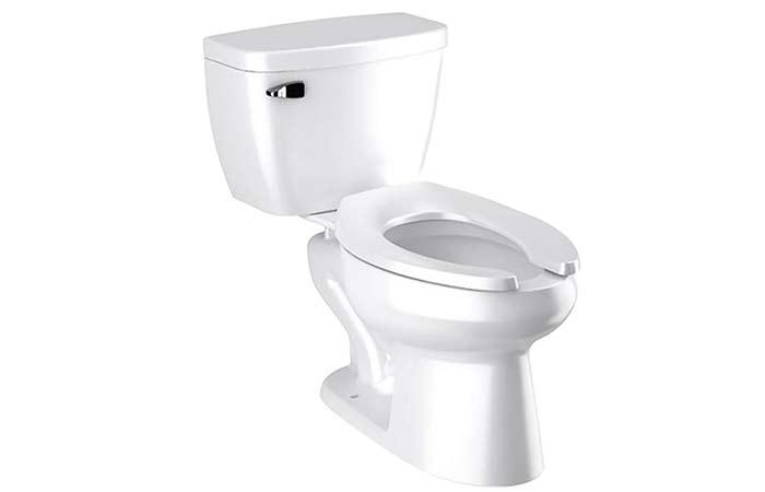 Tank Toilet