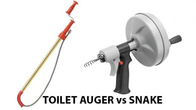 Photo of Toilet Auger vs Snake-Which is Appropriate?