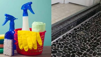 Photo of How to Clean a Pebble Shower Floor