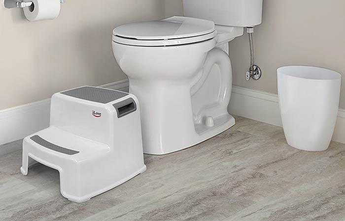 ilove 2step toddler toilet stool