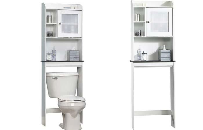 Sauder Caraway Etagere Bathroom organizer