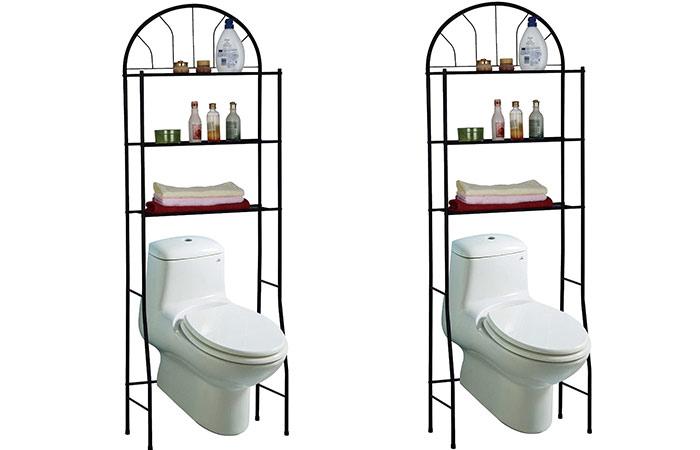UNIWARE Bathroom Space Saver