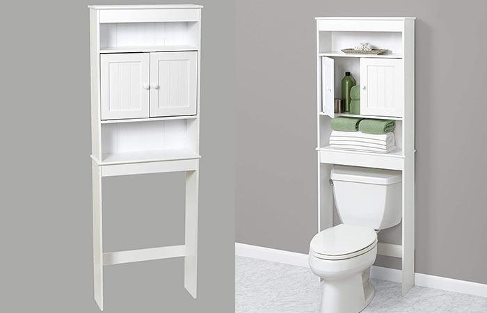 Zena home cottage bathroom storage cabinet