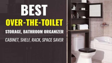 Photo of Best Over the Toilet  Storage Ideas- Cabinets, Shelves & Racks