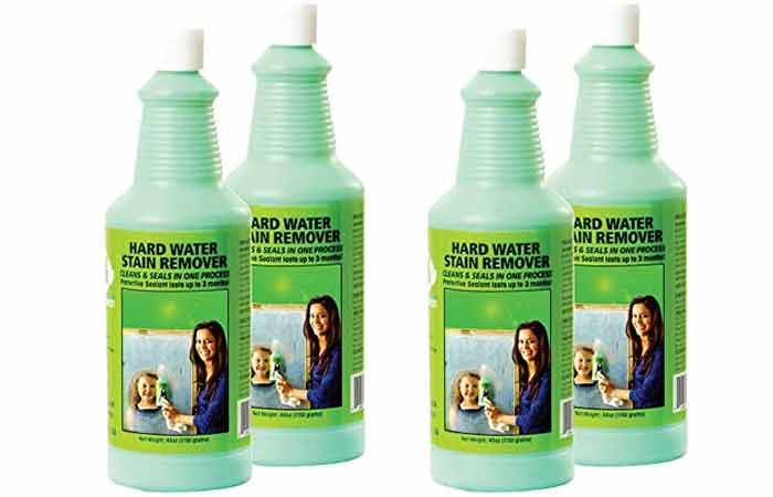 Bioclean hard water stains remover