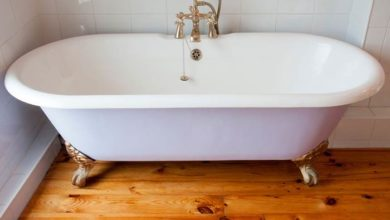 Photo of Toilet Backing Up into Tub & Sink: Causes & Quick Fixes