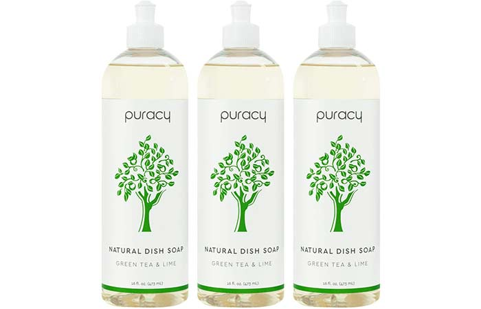 Puracy Dish Soap