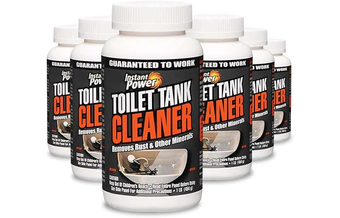 Instant Power 1806 Toilet Tank Cleaner