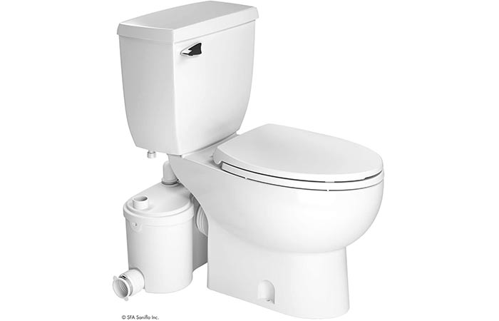 Saniflo Upflush Toilet