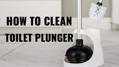 Photo of How to Clean a Toilet Plunger in 4 Easy Ways + Storage Ideas