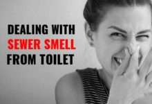 Photo of Sewer Smell from Toilet When Flushed Causes & how to Get Rid
