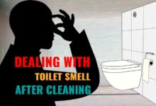 Photo of Toilet Smell even after Cleaning & How to Get Rid