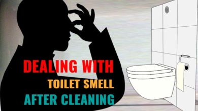 Photo of Toilet Smells even after Cleaning-Causes & Fixes
